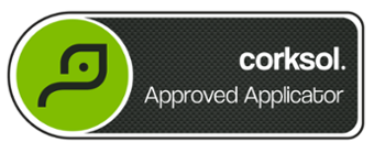 CorkSol Approved Applicator Badge