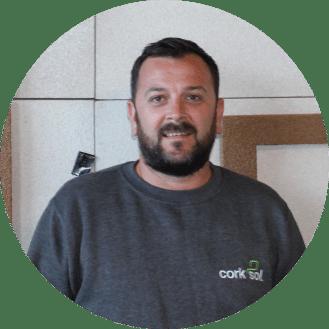 Jamie Orr CorkSol Team