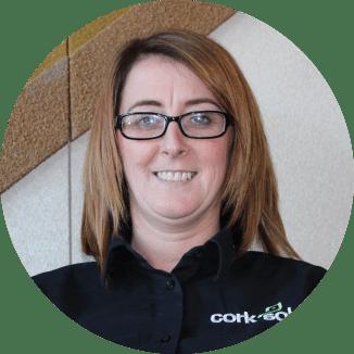 Jodie Orr CorkSol Team