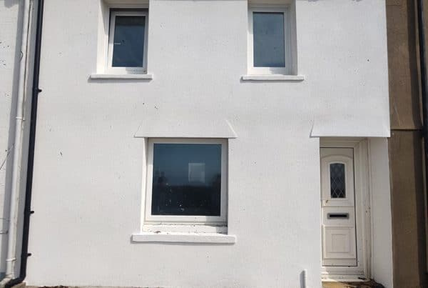 A Long-Lasting Fix for Decaying Render on the Isle of Man