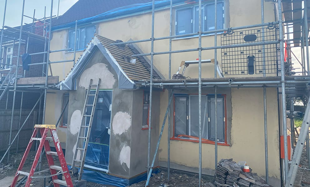How to Insulate Exterior Walls in 4 Simple Steps