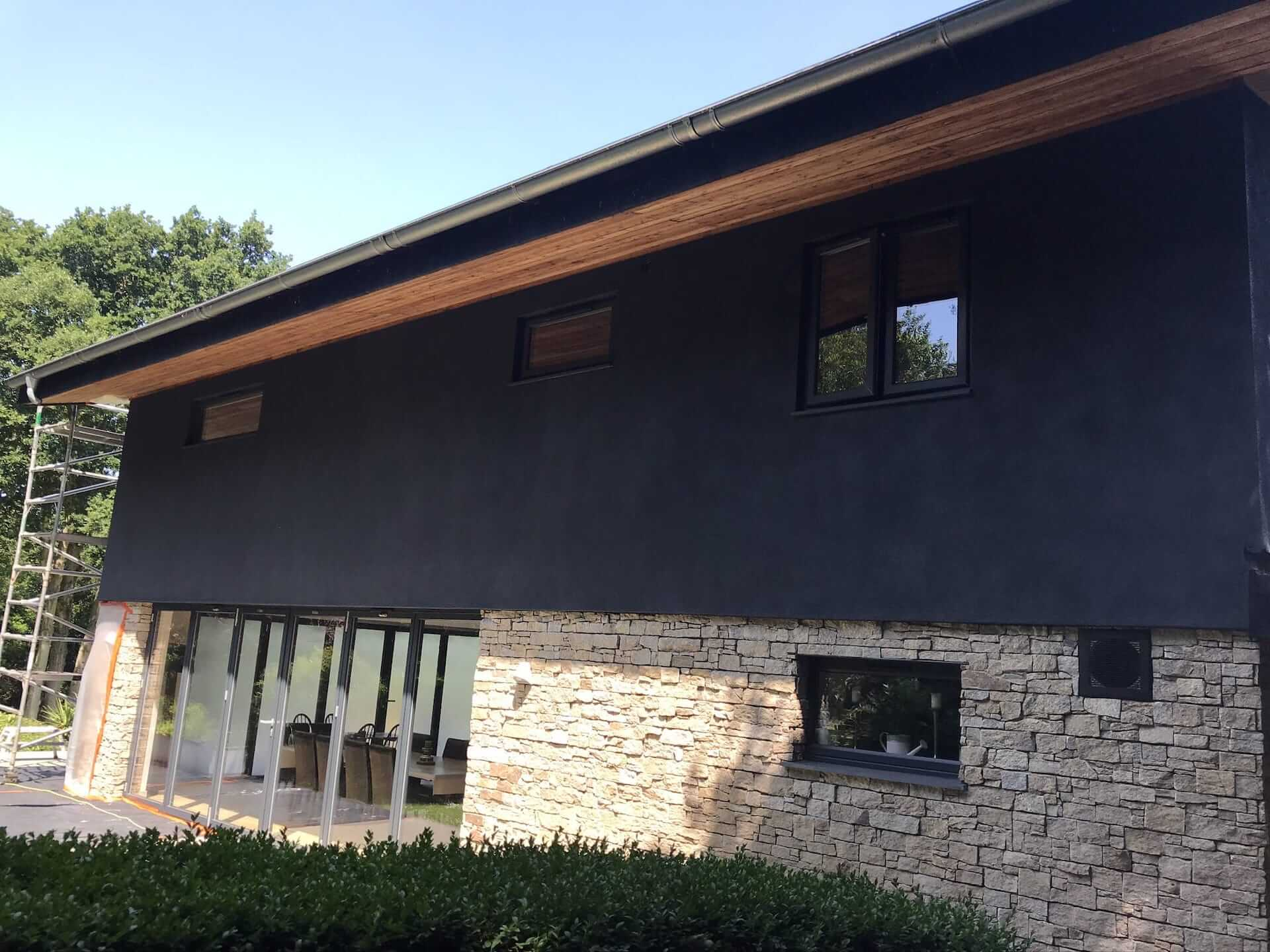 Cracked Render Repairs Before and After 2
