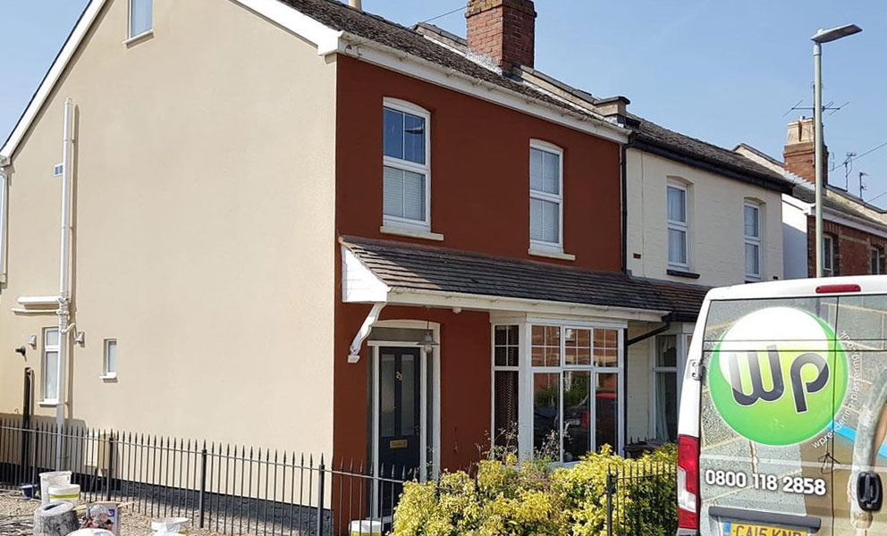 Do You Need Planning Permission to Render Your House?