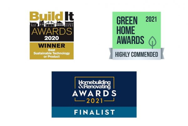 Corksol Award Winners for Sustainable Render