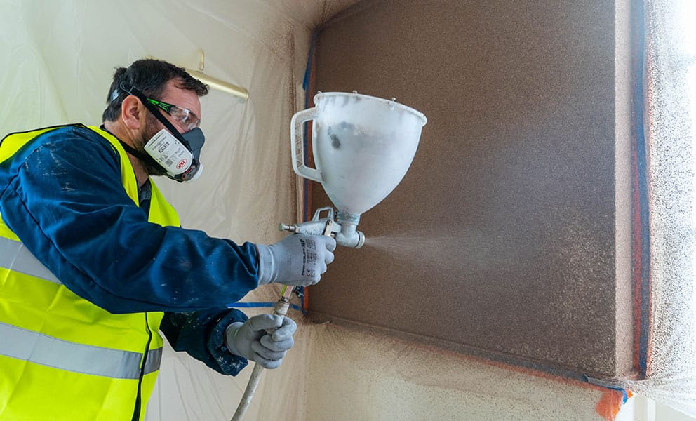 How to Insulate Walls without Removing Plaster