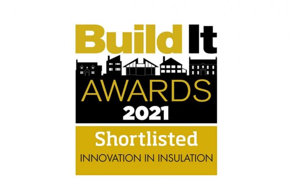 Corksol Shortlisted for the Build It 2021 Awards in the Innovation in Insulation Category
